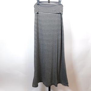 Lily Rose Women's Maxi Skirt L CL2442 1119